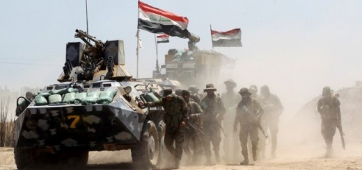 Iraqi Army Starts Operation to Free ISIS-Controlled Town near Mosul