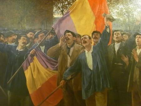 Proclamación de la II República Española