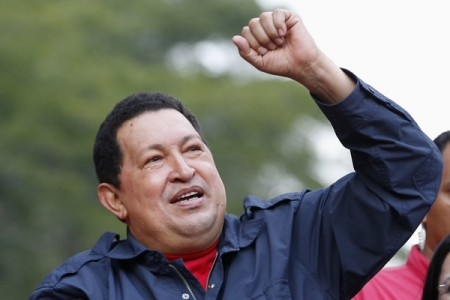 Muerte de Hugo Chávez