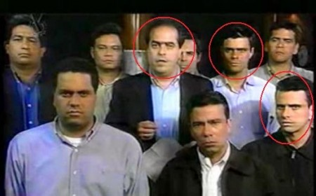 golpistas 2002