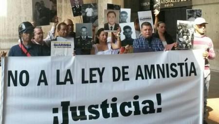 ley amnistía