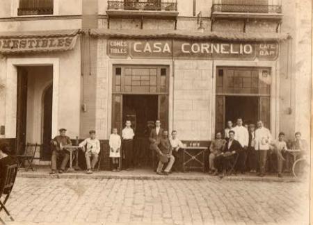 Bombardeo de Casa Cornelio