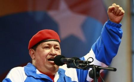 Nacimiento de Hugo Chávez