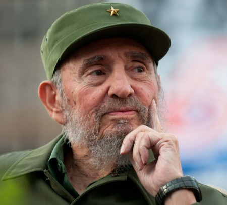 Nacimiento de Fidel Castro