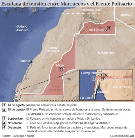 sahara-mapa
