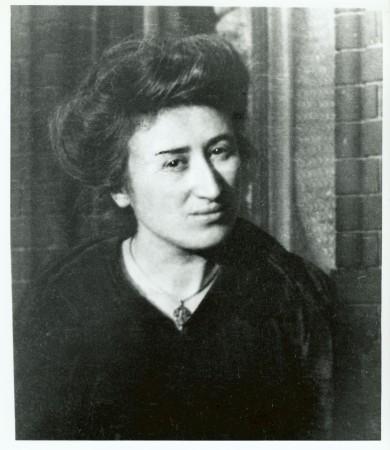 Asesinato de Rosa Luxemburgo