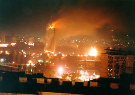 yugoslavia bombardeos 1