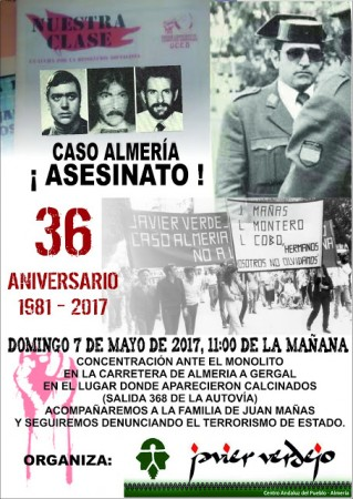 Caso Almería