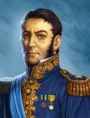 Muerte de José Francisco de San Martín