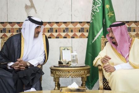Arabia Qatar