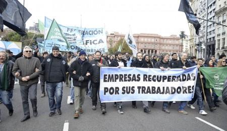 Fábricas recuperadas en Argentina bajo el neoliberalismo de Macri ...