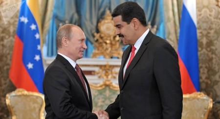 Rusia Venezuela