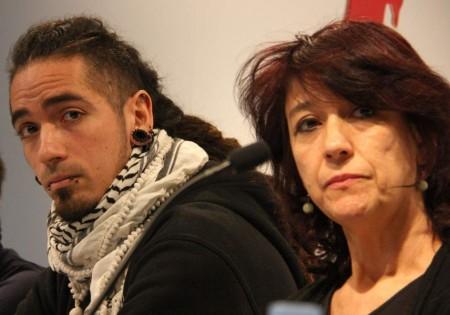 Rodrigo y su madre