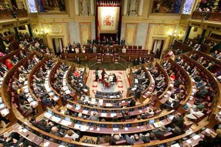 Espana-congreso-diputados