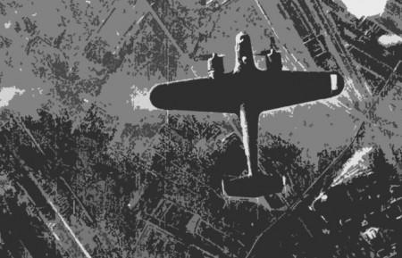 Bombardeo fascista de Jaén