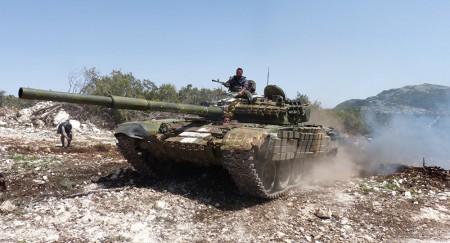 siria tanque guta