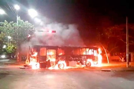 Managua-buses