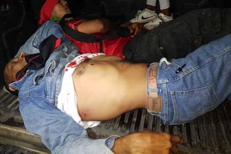 Nicaragua-heridos-Chinandega