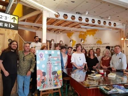 Sevilla oregullo crítico del sur