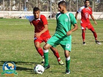 palestina futbolista