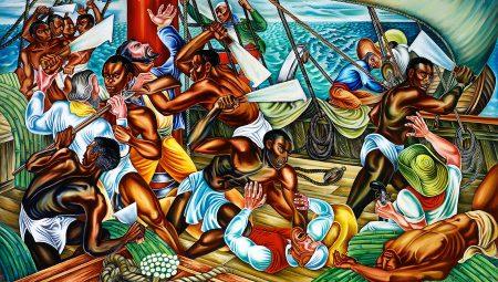 Rebelión de esclavos del Amistad