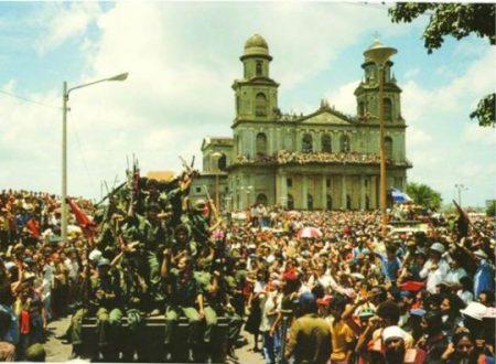 Nicaragua: Triunfo de la revolución sandinista
