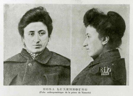 Nacimiento de Rosa Luxemburgo