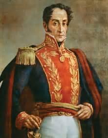 Nacimiento de Simón Bolívar