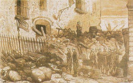 Proclamación del Cantón de Sevilla