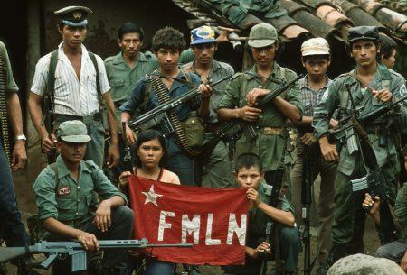 Inicio de la lucha del FMLN en El Salvador