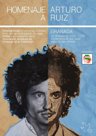 Granada: Homenaje a Arturo Ruiz