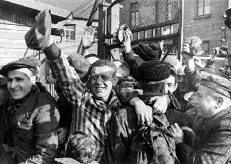 El Ejército Rojo libera Auschwitz