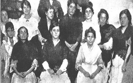 Comienza la Rebelión de las Faeneras en Málaga