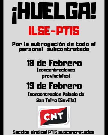 Huelga y concentraciones de Monitores de Educación Especial en Andalucía