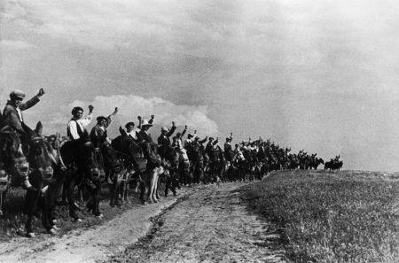 Se inicia la Huelga general campesina de 1934