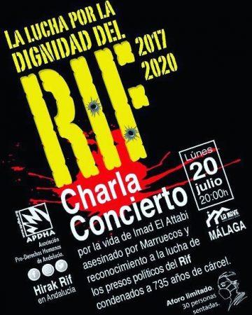 Málaga: La lucha por la dignidad del Rif