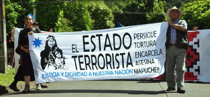 Tras 60 días de huelga de hambre, cuatro presos mapuche de la cárcel de Lebu radicalizaron su movilización y oficializaron que, a partir de la tarde de este jueves, no ingerirán líquido.